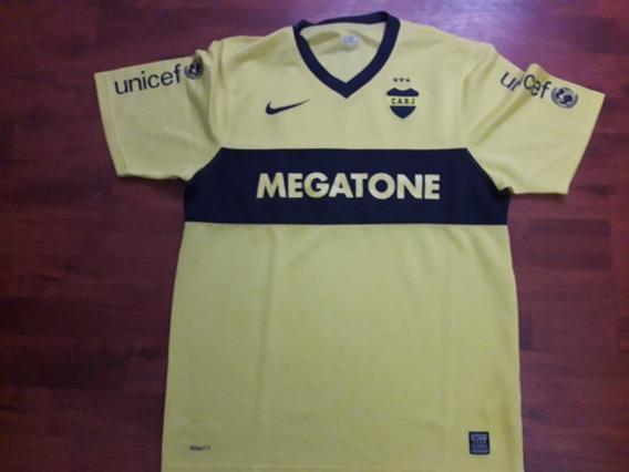 Camiseta De Boca Suplente Original Año 2008 Impecable.