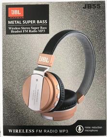 Fone De Ouvido Headset Jbl Jb-55 Bluetooth
