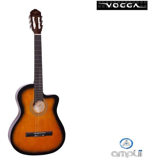 Violão Clássico Vogga Vca 206nc Ys