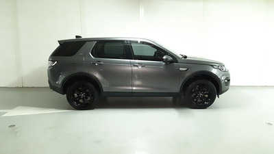 Land Rover Discovery Sport - Pajero 7 Lugares 4x4 Hilux