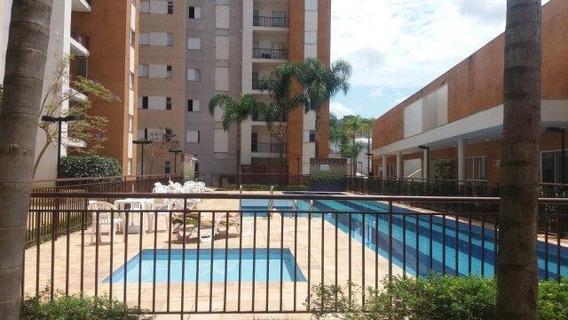 Apartamento Em Centro (são Roque), São Roque/sp De 56m² 2 Quartos À Venda Por R$ 275.000,00 - Ap529480