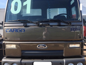Ford Cargo 815 Ano 2001/2001