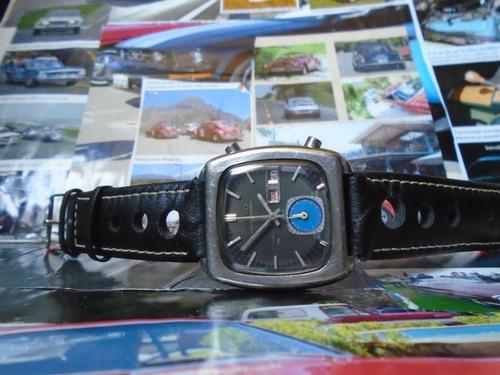 Seiko Cronografo Antigo Monaco Ref 7016 5001 Cal 7016a 1973