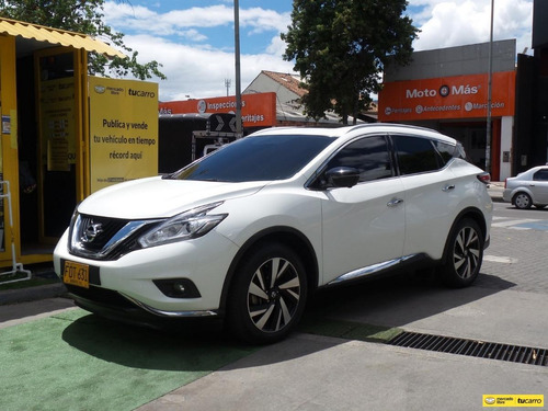 Imagen 1 de 15 de Nissan Murano Awd 3.5 At