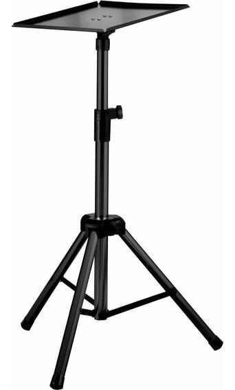 Tripé Para Projetores Voxtron Regulável De 80 Até 145cm