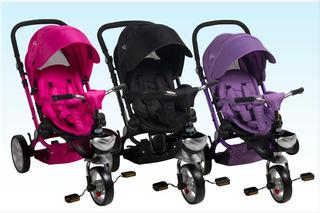 Triciclo Infantil Coche 360 Bebestar