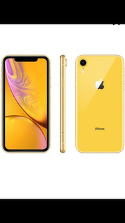 iPhone XR 256 Amarelo Ios 12 Apple