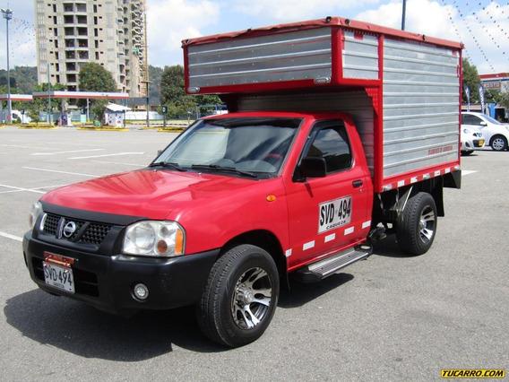 Nissan Frontier D22/np300 Mt 2400cc 4x2