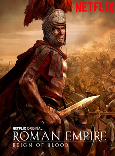 Roma Império De Sangue 1ª 2ª E 3ª Temporadas