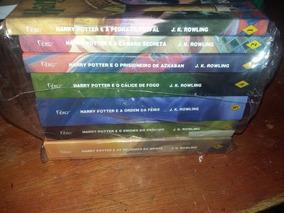 Livros Harry Potter Coleção 01 Ao 07 ( Completa !! )