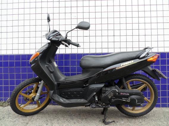 Neo 115 Preta 2008 Muito Nova !!! Impecavel!! Confira!!!