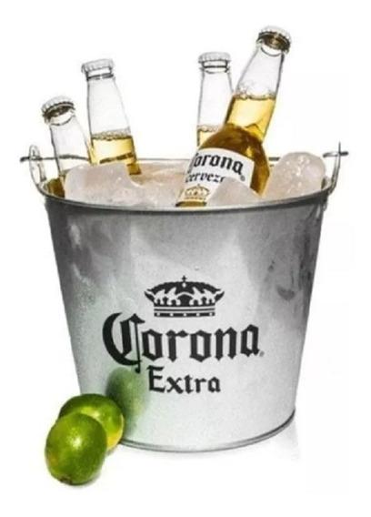 Frapera Hielera Corona + 4 Corona De 330cc Envio Gratis Caba