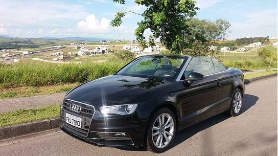 Audi A3 Cabriolet 1.8 Tfsi Ambition S-tronic 2p