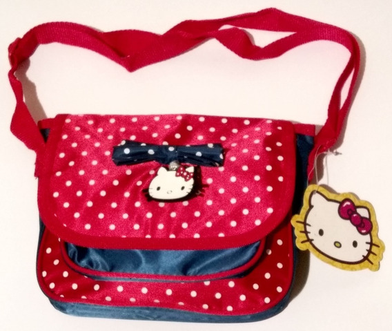 Bolso Chico Hello Kitty By Sanrio