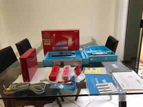 Wii 25 Aniversário Super Mário Completo Excelente Estado.