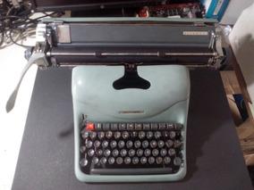 Máquina Escrever Olivetti Lexikon 80 (gravei Video) Relíquia