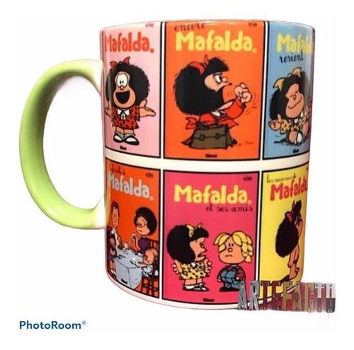 Imagen 1 de 5 de Mug Mafalda