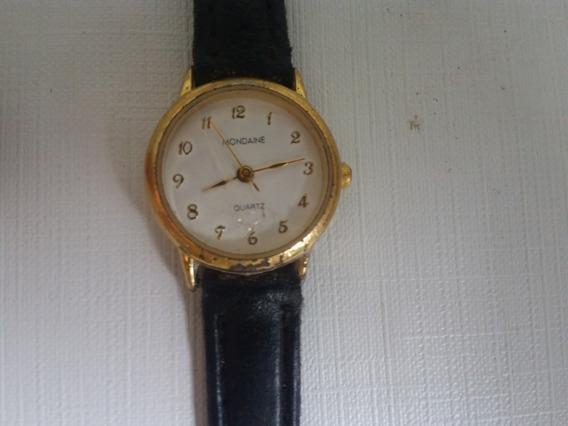 Relógios De Pulso Mondaine Pzfm 059 Quartz Feminino 2 Cm