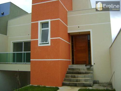 Casa Com 3 Dorms, Vila Suissa, Mogi Das Cruzes - R$ 890 Mil, Cod: 1266 - V1266