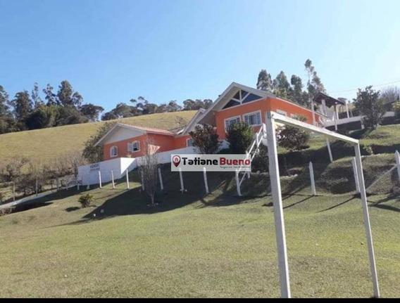 Chácara Com 4 Dormitórios À Venda, 3800 M² Por R$ 439.998 - Centro - Santo Antônio Do Pinhal/sp - Ch0055
