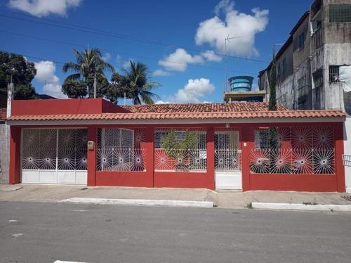Casa Em Ponte Dos Carvalhos, Cabo De Santo Agostinho/pe De 300m² 4 Quartos À Venda Por R$ 430.000,00 - Ca412332