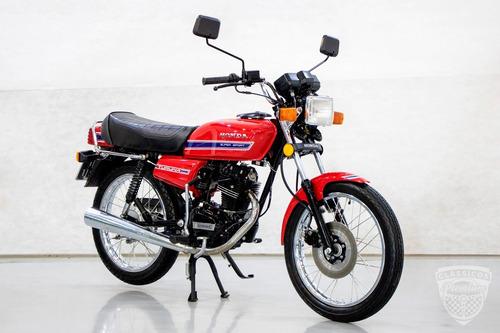 Honda Turuna 1983 83 - Original - Apta Para Placa Preta