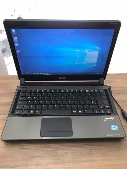 Notebook Sti 3 Gb De Ram E 320 Hd