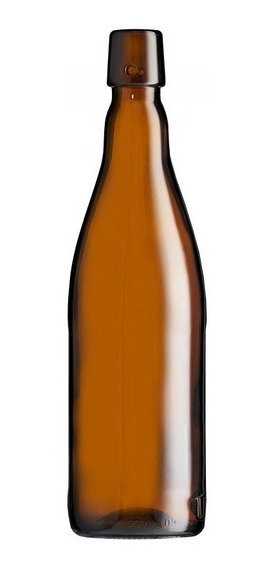 3 Garrafa Para Cerveja Com Tampa Flip Top Belga 550ml