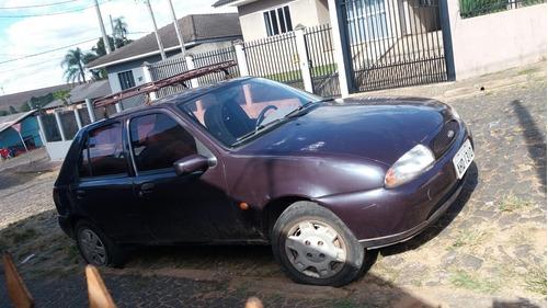Ford Fiesta Pressão Do Dinheiro