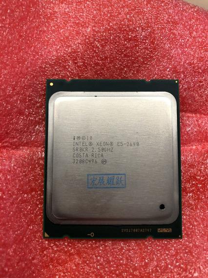 Processador Intel Xeon E5-2640 Cache De 15m 2,50 Ghz 6c/12t
