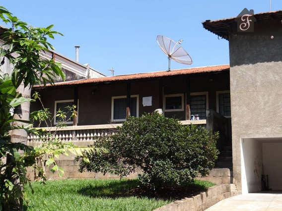 Casa Residencial À Venda, Jardim Dos Manacás, Valinhos. - Ca0015