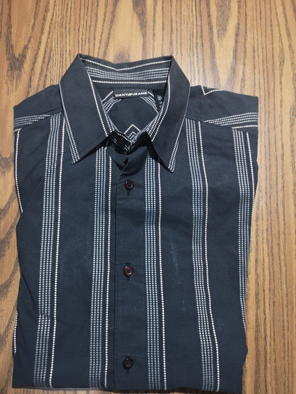 Camisa Dkny Original L (no Polo, Gap, Tommy)
