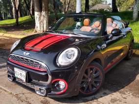 Mini Convertible 2p Convertible S Hot Chili L4/1.6/t Aut