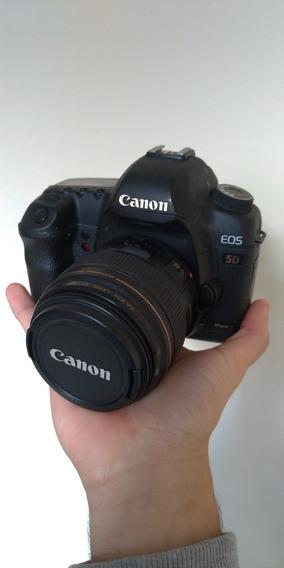 5d Mark Li + 85mm F/1.8 Canon + Brindes