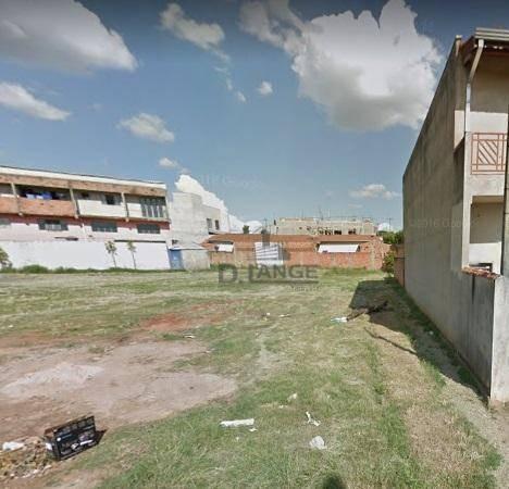 Imagem 1 de 2 de Terreno À Venda, 296 M² Por R$ 237.000 - João Aranha - Paulínia/sp - Te4206