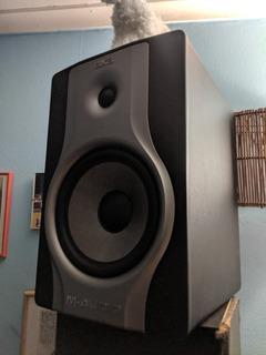 Monitores M-audio Bx 8