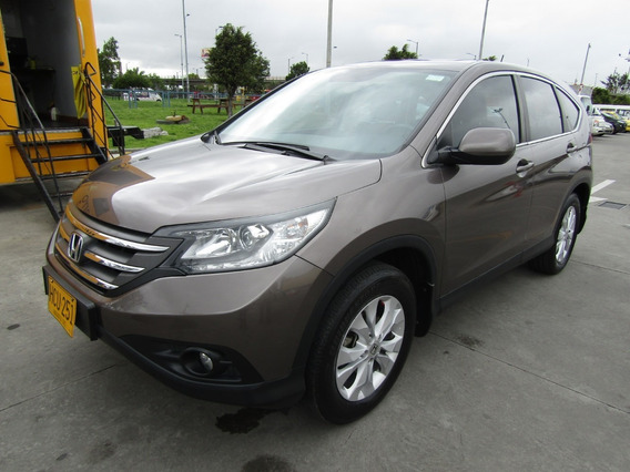 Honda Cr-v Cr V Exl C At