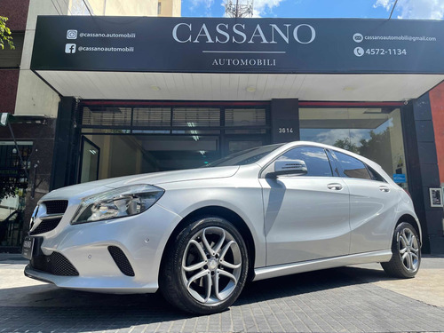 Mercedes-benz Clase A 1.6 A200 Urban 156cv 2017 Cassano Auto