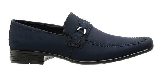 Sapato Social Com Cadarço Masculino Moderno Impacto - 1103e