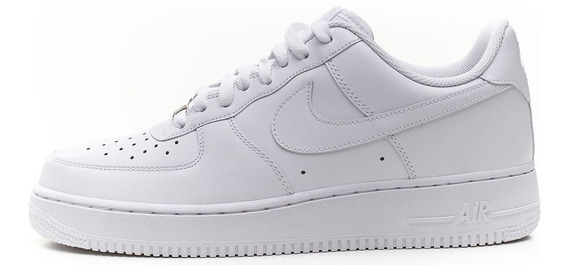 Zapatillas Botitas Nike Air Force 1 ´07 Hombres 315122-111