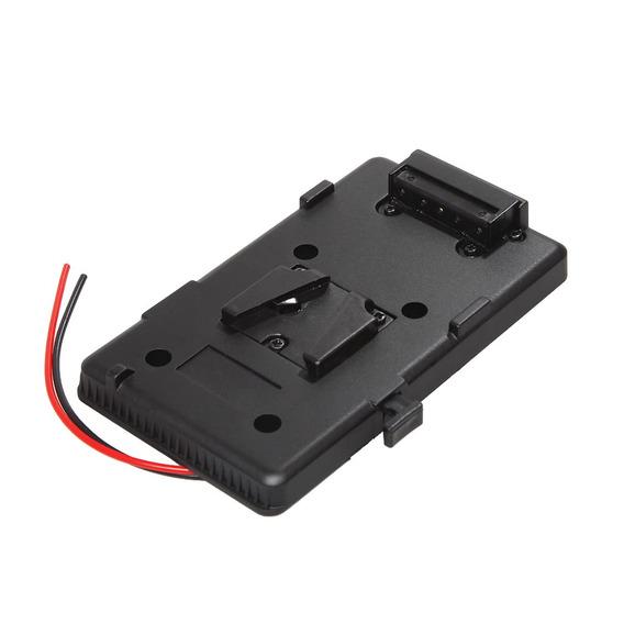 Battery Back Pack Plate Adapter For Sony V-shoe V-mount