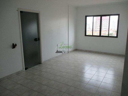 Apt.2 Dormitórios C/ Suite E Dependencia Completa De Empregada No Embaré . - V5022