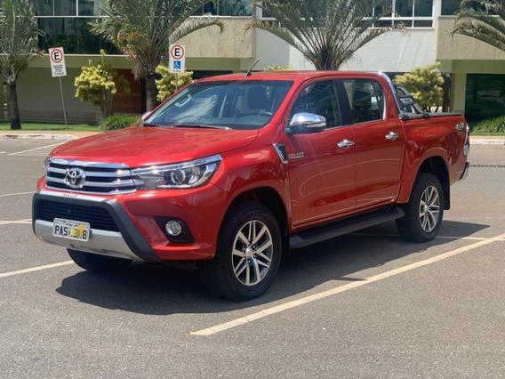 Toyota Hilux Cd Srx 2.8 (a4fd) 16/17 - Top - Com 55.000 Kms!