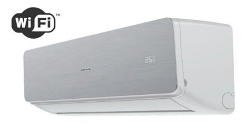 Aire Acondicionado Minisplit Aux 1.5 Ton. 220v Inverter Wifi