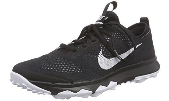 Zapatillas De Golf Nike Mens Fi Bermuda Negro
