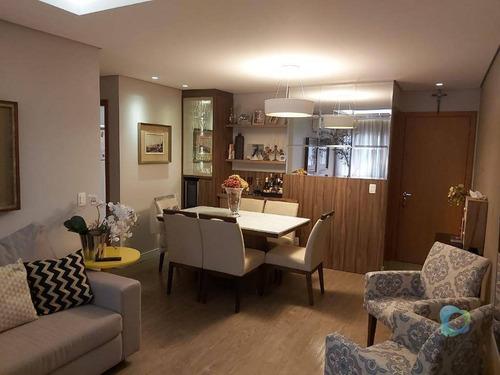 Imagem 1 de 30 de Apartamento Com 3 Dormitórios À Venda, 103 M² - Santa Cruz Do José Jacques - Ribeirão Preto/sp - Ap2953