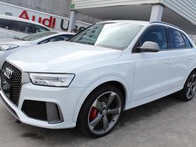 Audi Serie Rs Q3 Performance Dsg Blanco 2017