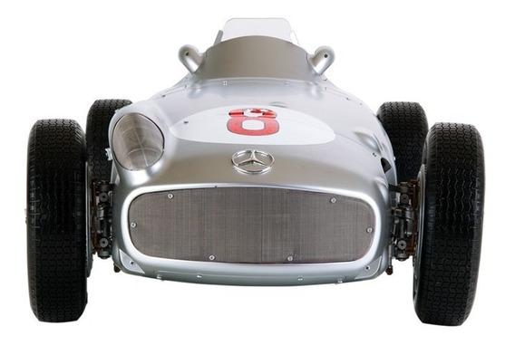 Arma Mercedes Benz W196 Flecha De Plata De Fangio N° 34