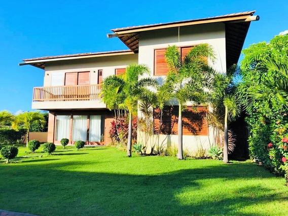 Casa 05 Suítes, Venda - Praia Do Forte - Ca0051