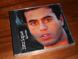 Enrique Iglesias Primer Disco Cd Original